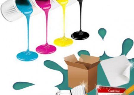 Acabado brillante Apropiada para la impresión de PVC, poliestireno, ABS, papel, cartón, madera