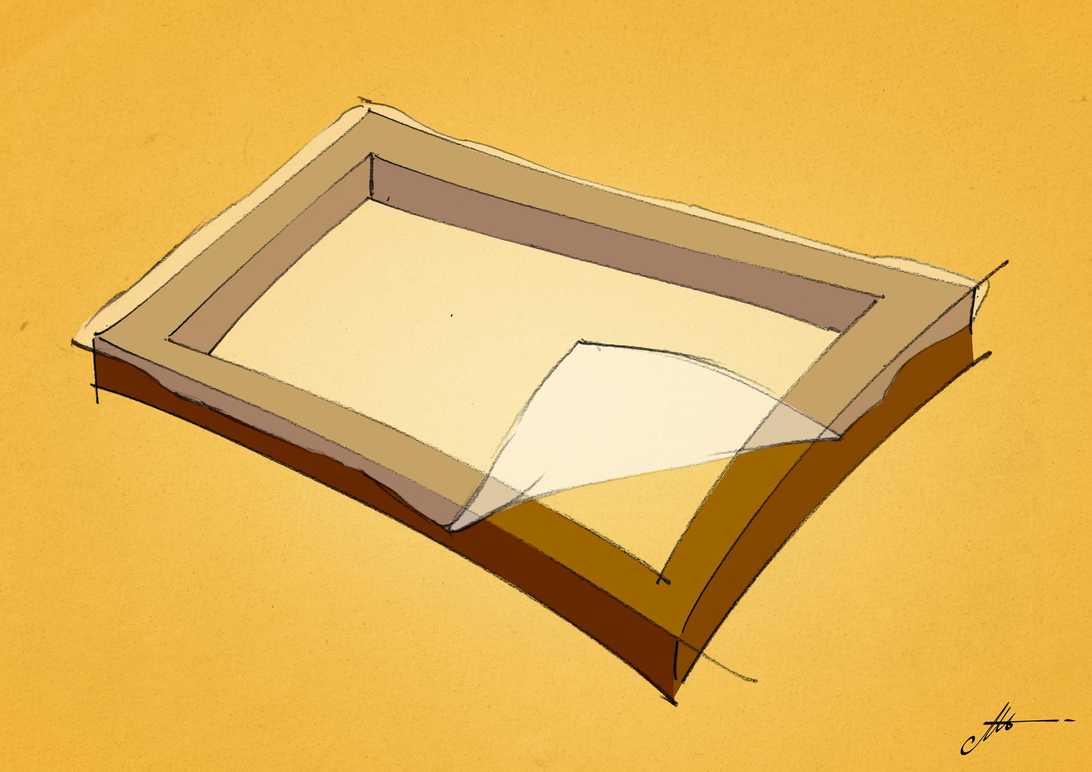 métodos para fijar la malla en el bastidor de serigrafía